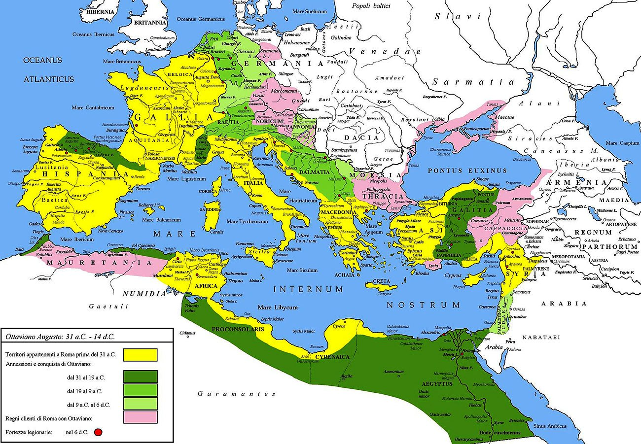 IMPERIOS DE ITALIA